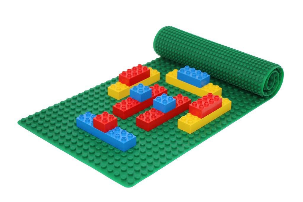 Spielzeug Motorik Schnelle Lieferung Platte Bauplatte Grundbauplatte Kompatibel Zu Duplo 24 X 24